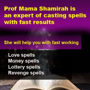 The best love spell caster in the World with fast results - Mama